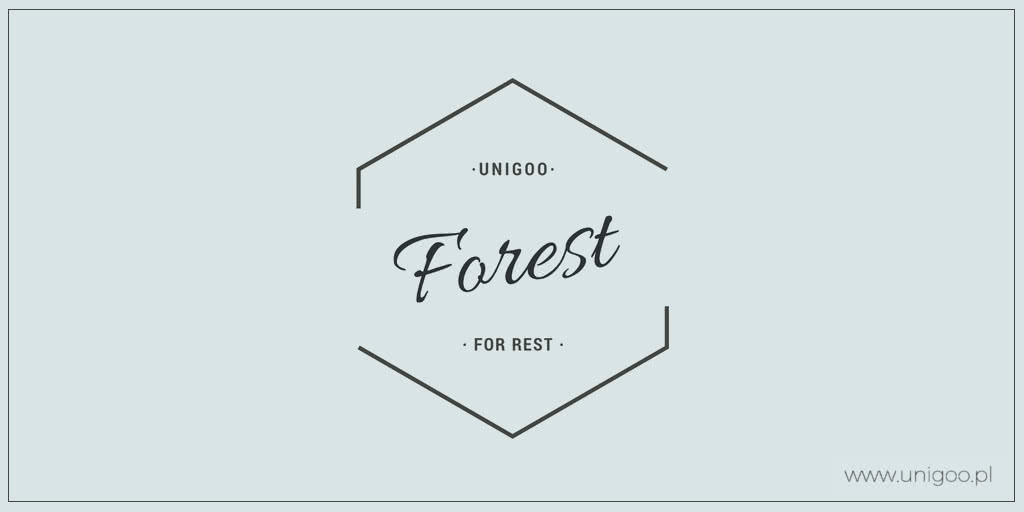 Forest duże
