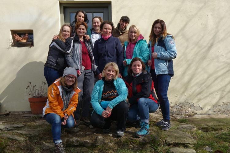 RELACJA: Dzień Kobiet w Górach, Edycja VI, Potoczek 6-8.03.2020